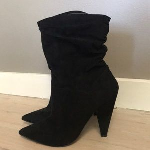 Slouchy ASOS Ankle Boot